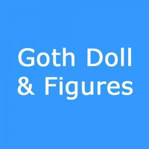 Goth Dolls & Figures