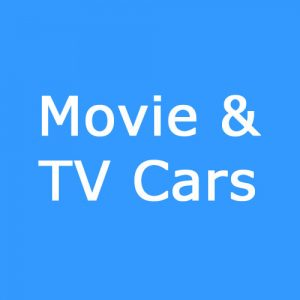 Movie-TV Cars