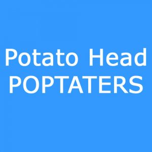Potato Head - POPTATERS