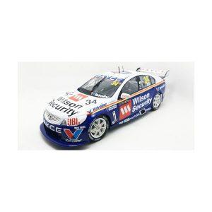 1:18 Apex – 2017 Sandown Retro Livery Holden VF Comm – Garry Rogers Motorsport – Moffat/Muscat