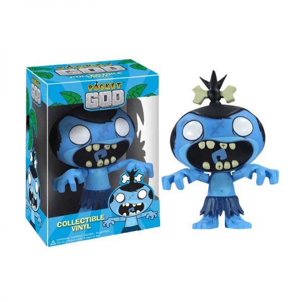 Pocket God – ZombiePygmy 12.5cm Vinyl Figure