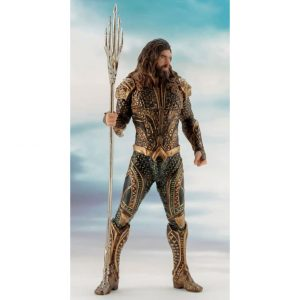 ustice League Movie – Aquaman ArtFX+ Statue