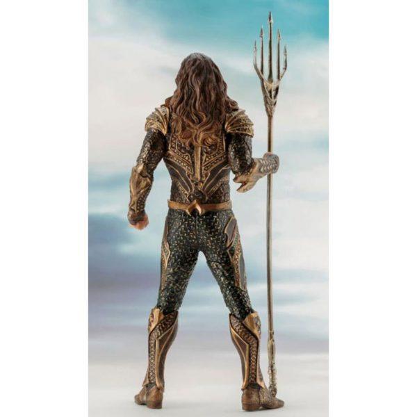 ustice League Movie – Aquaman ArtFX+ Statue