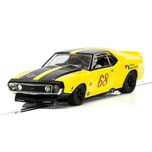 C3921 1 300x300 - 1:32 Scalectric - 1971 Roy Woods Racing - AMC AMX Javelin