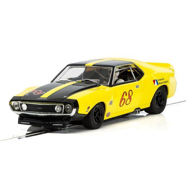 C3921 1 600x600 - 1:32 Scalectric - 1971 Roy Woods Racing - AMC AMX Javelin