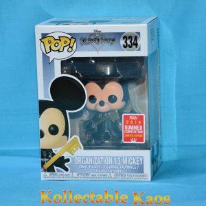 FUN21763 Kingdom Hearts 1 300x300 - SDCC 2018 - Kingdom Hearts - Mickey Organisation 13 Unhooded Pop! Vinyl Figure (RS) #334