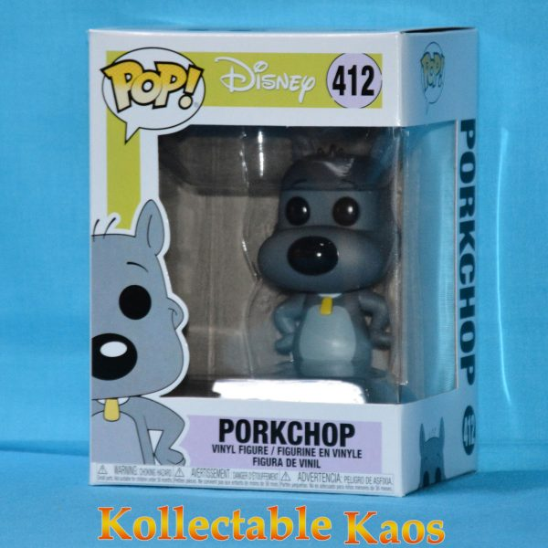 FUN25703 Doug Porkchop Pop 1 600x600 - Doug - Porkchop Pop! Vinyl Figure #412