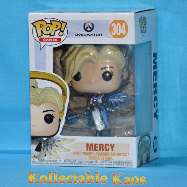 FUN29182 Overwatch Mercy Cobalt Pop 1 600x600 - Overwatch - Mercy Cobalt Pop! Vinyl Figure (RS) #304