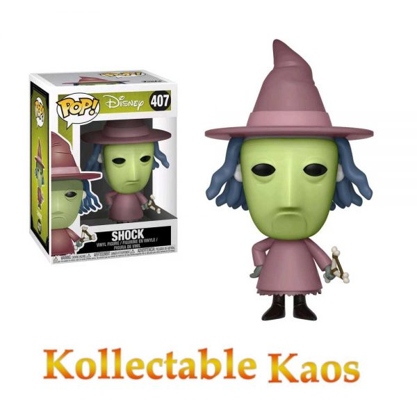 FUN29384 NBC Shock Pop 600x600 - The Nightmare Before Christmas - Shock Pop! Vinyl Figure #407