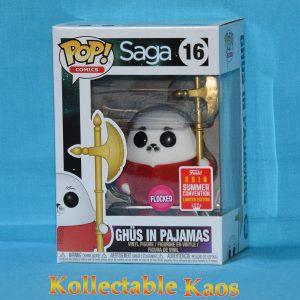 FUN30642 Saga Ghus PJs Pop 1 300x300 - SDCC 2018 - Saga - Ghus in Pajamas Flocked Pop! Vinyl Figure (RS) #16