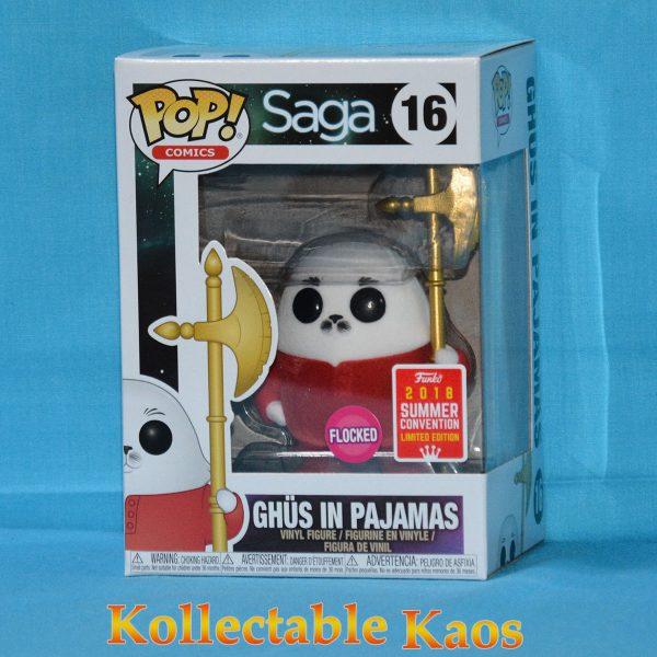FUN30642 Saga Ghus PJs Pop 1 600x600 - SDCC 2018 - Saga - Ghus in Pajamas Flocked Pop! Vinyl Figure (RS) #16