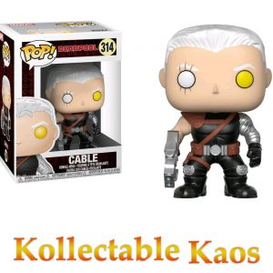 FUN30862 Deadpool Parody Cable Pop 300x300 - Deadpool - Cable Pop! Vinyl Figure #314