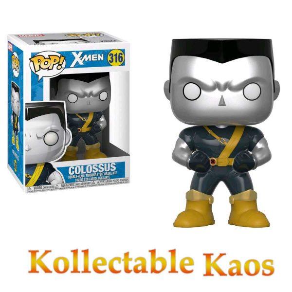 X-Men – Colossus Pop! Vinyl Figure