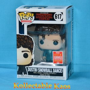 FUN30883 ST Dustin 1 300x300 - SDCC 2018 - Stranger Things - Dustin in Snow Ball Outfit Pop! Vinyl Figure (RS) #617
