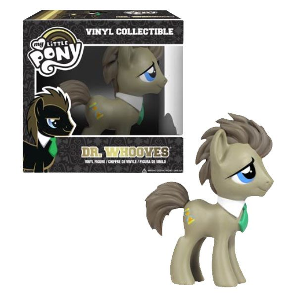 FUN3108 My Little Pony Doctor Whooves Vinyl Figure 600x600 - My Little Pony - Dr Whooves Vinyl Figure