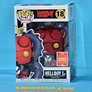 FUN31174 Hellboy 1 300x300 - SDCC 2018 - Hellboy - Hellboy in Suit Pop! Vinyl Figure (RS) #18