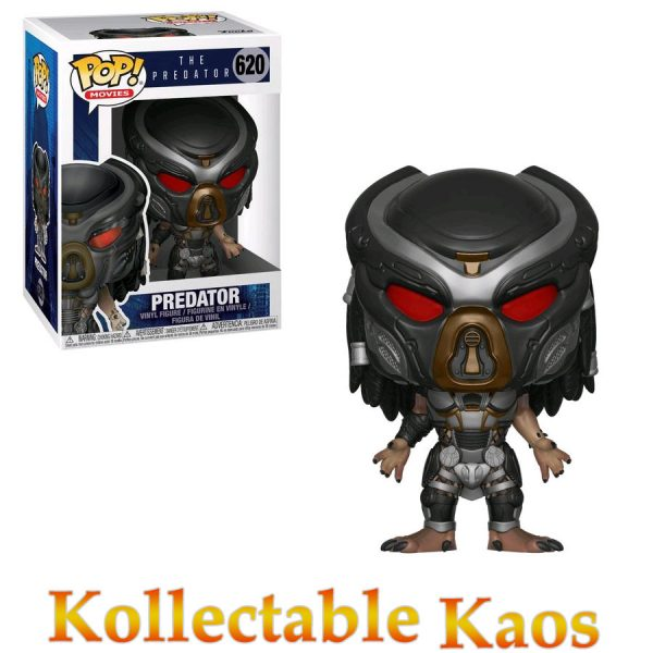 FUN31299 Predator Masked Pop 600x600 - The Predator (2018) - Predator Pop! Vinyl Figure
