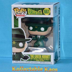 FUN31485 Green Hornet 1960 Pop 1 300x300 - The Green Hornet (1966) - Green Hornet Pop! Vinyl Figure #661
