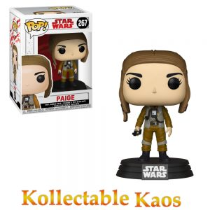 FUN31789 Star Wars Paige Pop 300x300 - Star Wars Episode VIII - Paige Pop! Vinyl Figure