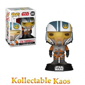 FUN31793 Star Wars Cai Threnalli Pop 300x300 - Star Wars Episode VIII: The Last Jedi - C'ai Threnalli Pop! Vinyl Figure