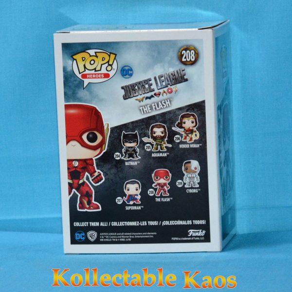FUN32331 The Flash 2 600x600 - SDCC 2018 - Justice League Movie - Flash Running Translucent Feet Pop! Vinyl Figure (RS) #208