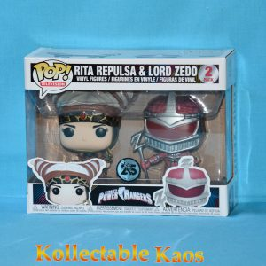 FUN33330 Power Rangers Rita Repulsa Lord Zedd Pop 1 300x300 - Power Rangers - Rita Repulsa & Lord Zedd Pop! Vinly Figure 2-Pack (RS)