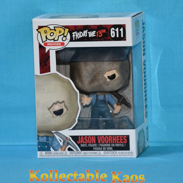 Friday the 13th Part 2 - Jason Voorhees Pop! Vinyl Figure