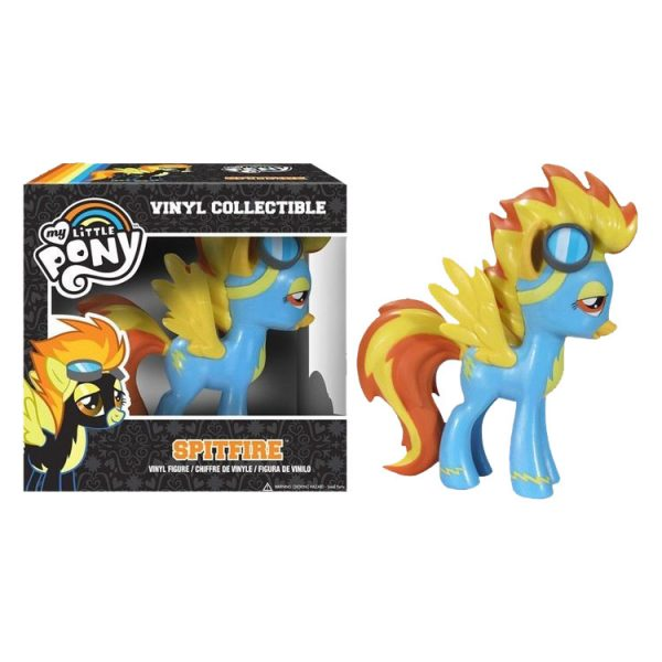 FUN3463 My Little Pony Spitfire Vinyl Figure 600x600 - My Little Pony - Spitfire Vinyl Figure