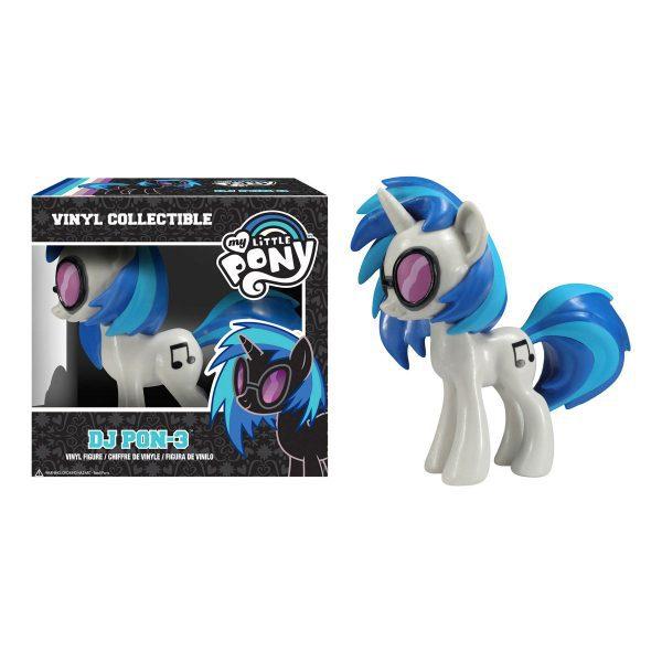 FUN3484 My Little Pony DJ Pon3 Vinyl Figure 600x600 - My Little Pony - DJ Pon3 Vinyl Figure