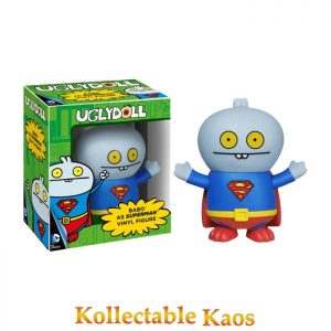 FUN3644 Uglydoll DC Babo Superman Vinyl Figure 3 300x300 - Ugly Doll/DC - Babo Superman Vinyl Figure