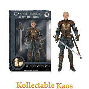 FUN4106 GoT Brienne 300x300 - Game of Thrones - Series 2 - Brienne of Tarth 15cm Legacy Action Figure