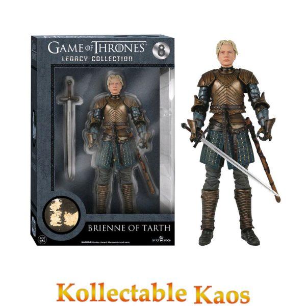 FUN4106 GoT Brienne 600x600 - Game of Thrones - Series 2 - Brienne of Tarth 15cm Legacy Action Figure