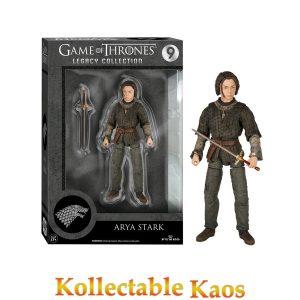 FUN4108 GOT Arya 300x300 - Game of Thrones - Series 2 - Arya Stark 12.5cm Legacy Action Figure