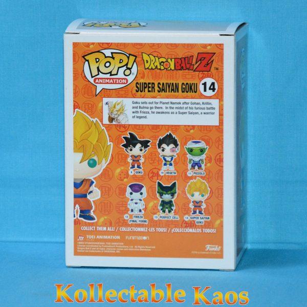 FUN5040 Dragonball Z Glow SS Goku Pop 2 600x600 - Dragon Ball Z - Super Saiyan Goku Glow Pop! Vinyl Figure #14