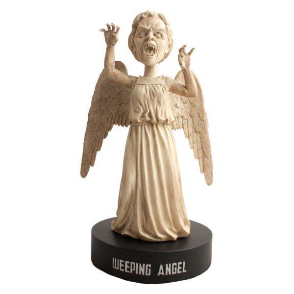 IKO0319 Doctor Who Weeping Angel Bobble Head 1 600x600 - Doctor Who - Weeping Angel Bobble Head