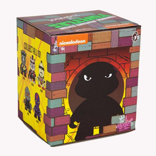 KIDTKLCG007 ninja turtles blind box kid robot 5 - Teenage Mutant Ninja Turtles - 7.5cm Mini Vinyl Blind Box(Display of 20)