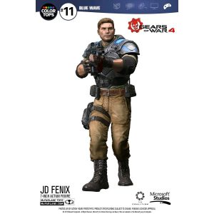 MCF12005 Gears of War 4 JD Fenix Action Figure 1 300x300 - Gears of War 4 - JD Fenix 17.5cm Colour Tops Action Figure