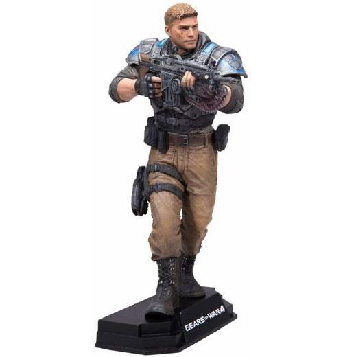 MCF12005 Gears of War 4 JD Fenix Action Figure 2 - Gears of War 4 - JD Fenix 17.5cm Colour Tops Action Figure