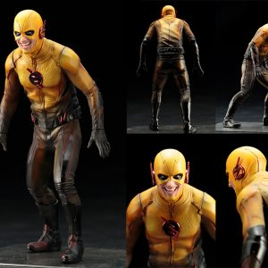 SV183 Reverse Flash 300x300 - The Flash - Reverse Flash ARTFX+ Statue