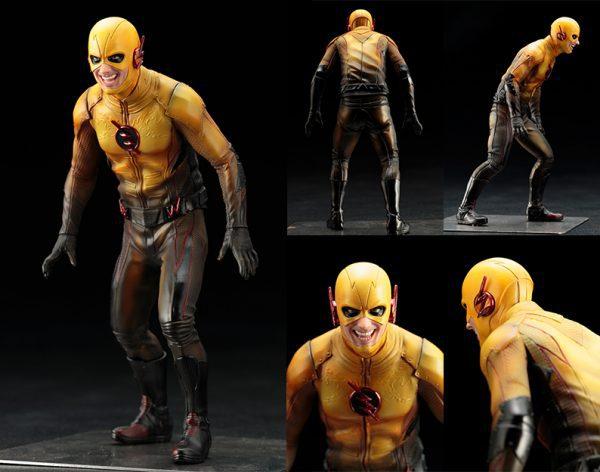 SV183 Reverse Flash 600x472 - The Flash - Reverse Flash ARTFX+ Statue