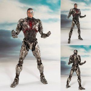 SV214 Cyborg 300x300 - Justice League Movie - Cyborg ArtFX+ Statue