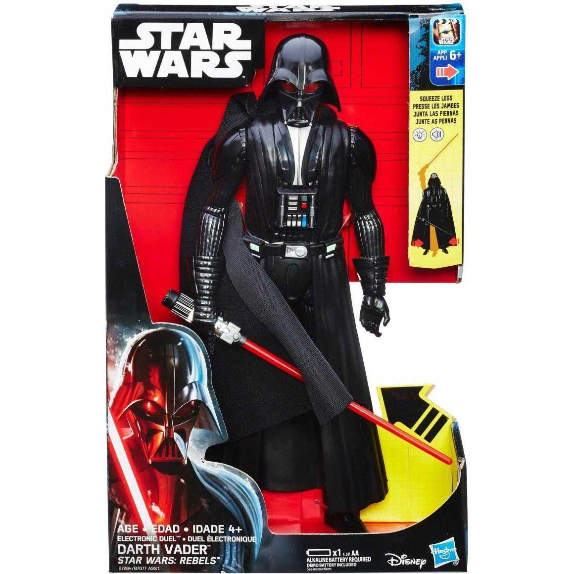 Star Wars Galactic Heroes Dueling Darth Vader Sith Lord