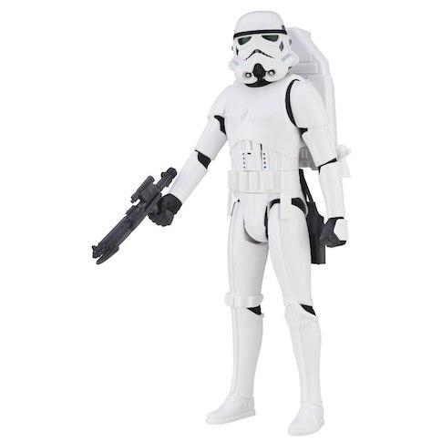 Starwars Stormtrooper B7098 1 - Star Wars: Rogue One - Interactech Imperial Stormtrooper 30cm Figure