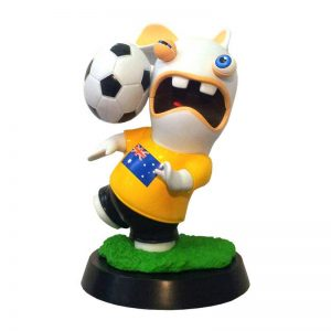 UBI300029667 Raving Rabbids Invade Soccer A 300x300 - Raving Rabbids - Invade Football 18cm Figure