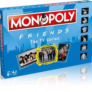 WIN003609 Friends Monopoly 1 300x300 - Monopoly - Friends Edition
