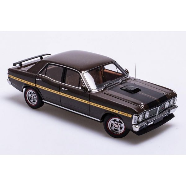 A72755 Ford XY Royal Umber 1 600x600 - 1:18 Ford XY Falcon GTHO Phase III - Royal Umber(Pre order)