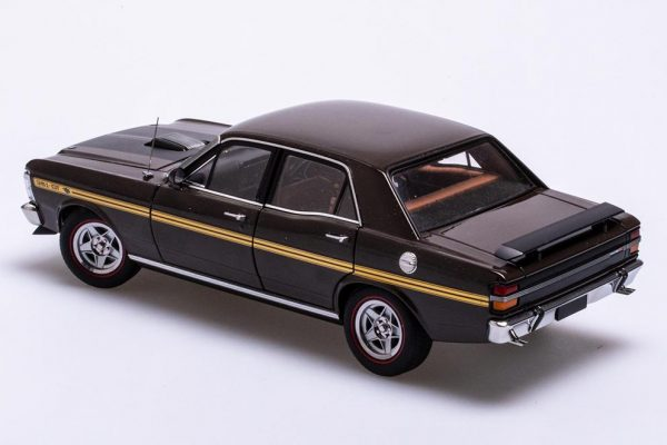 A72755 Ford XY Royal Umber 3 600x400 - 1:18 Ford XY Falcon GTHO Phase III - Royal Umber(Pre order)