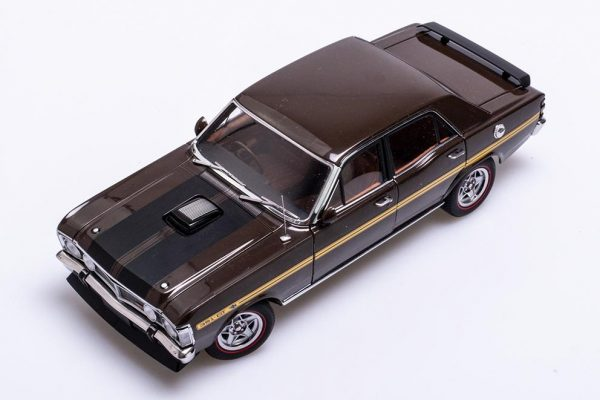 A72755 Ford XY Royal Umber 4 600x400 - 1:18 Ford XY Falcon GTHO Phase III - Royal Umber(Pre order)