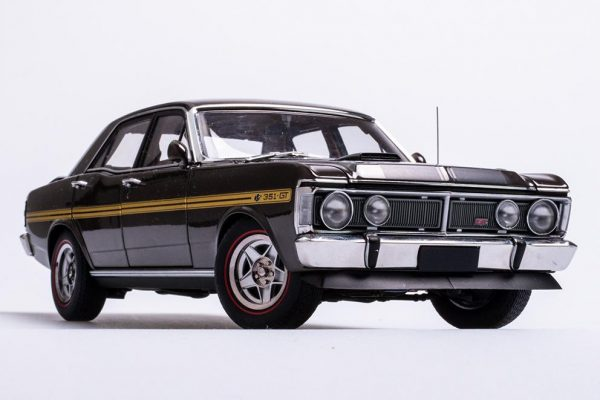 A72755 Ford XY Royal Umber 5 600x400 - 1:18 Ford XY Falcon GTHO Phase III - Royal Umber(Pre order)