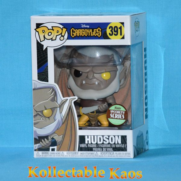FUN30948 Gargoyles Hudson Pop 1 600x600 - Gargoyles - Hudson Pop! Vinyl Figure #391